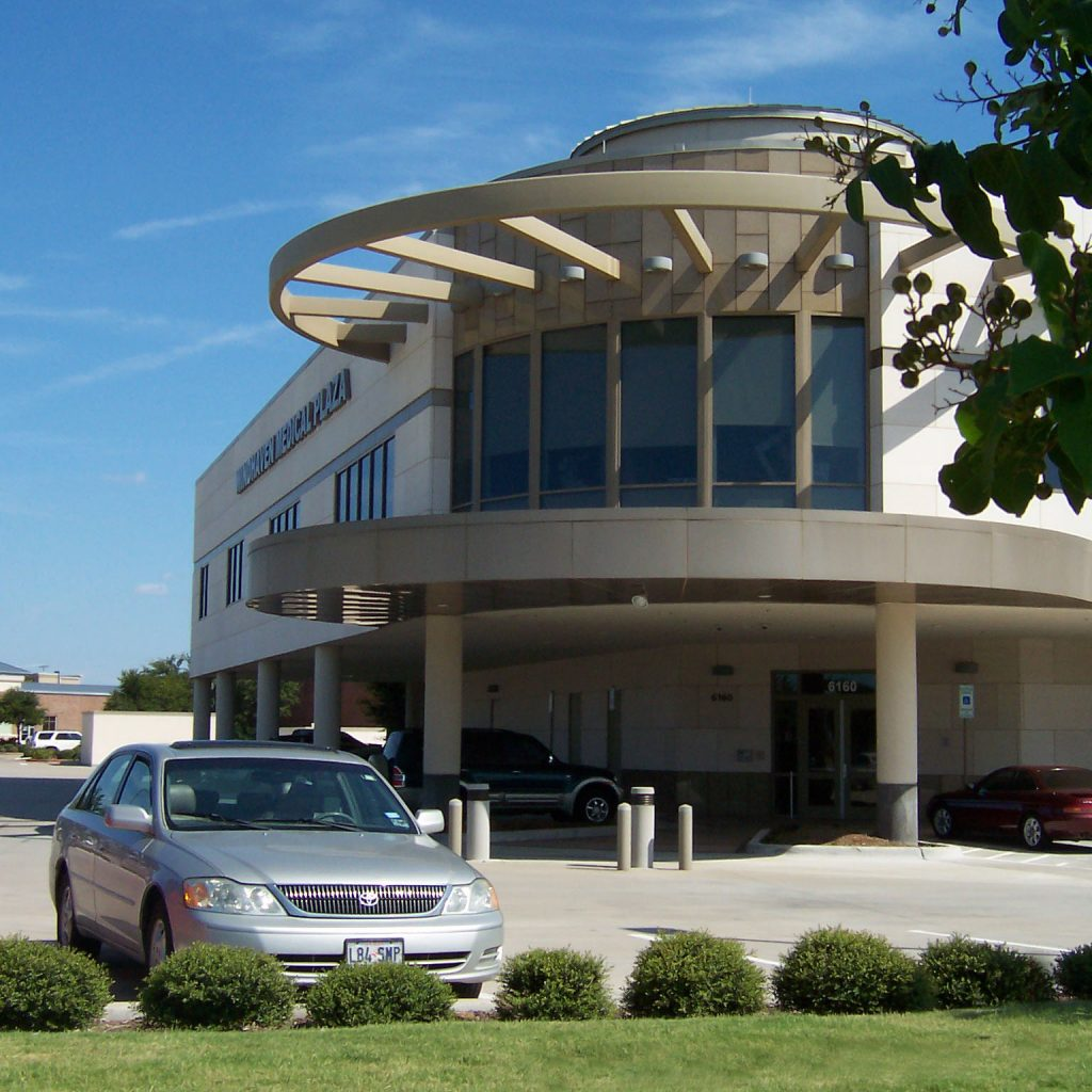Medical office building in Plano, Texas